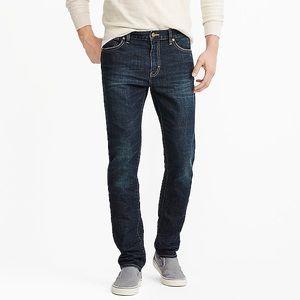 NWT J.Crew Slim Fit Flex Jean in Walker Wash 34x32